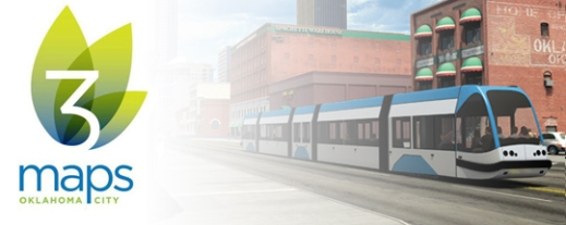 Transit Rail Streetcar Downtown OKC Oklahoma City MAPS3 Public Meeting Community Engagement Feedback Jacobs Engineering