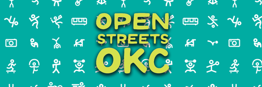 Open Streets OKC Ciclovia Oklahoma City Mayor Cornett OKCCHD Neighborhood Alliance Uptown 23rd YMCA Sustainability Transportation Active Health Wellness City County Health Department Wellness Now Coalition