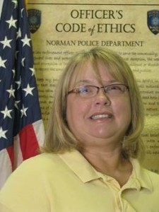 9-1-1 ACOG Dispatcher City of Norman Carolyn Glover