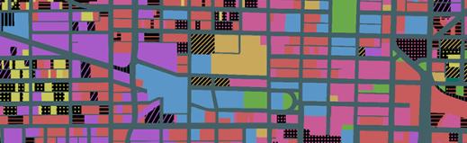 ACOG Land Use suburbs urban suburban Mustang Yukon Transportation GIS dataset Moore Edmond Square Miles Residential Growth