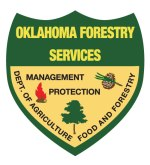 Oklahoma Forestry Department Logo